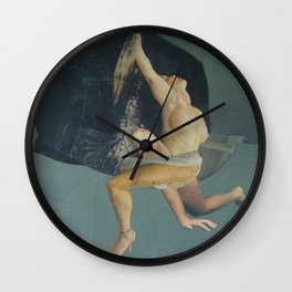 Impossible Shadow Wall Clock