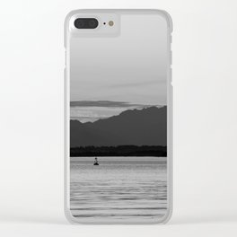 Kayak Dream Clear iPhone Case