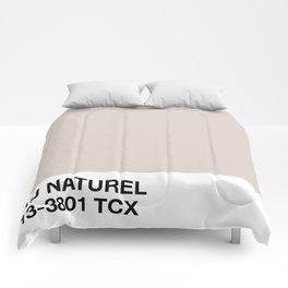 au naturel Comforters