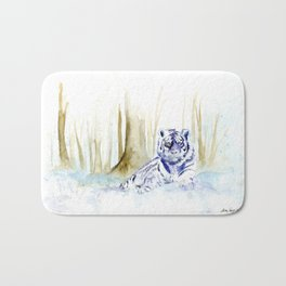 Frost Tiger Bath Mat