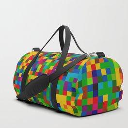 pixelpastel Duffle Bag