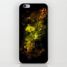 i'll wait for you  iPhone & iPod Skin