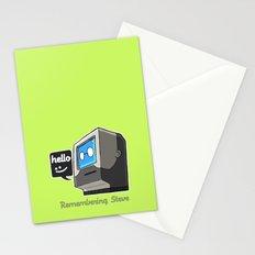 Remembering Steve Stationery Cards