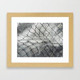 Relax and Breathe III Framed Art Print