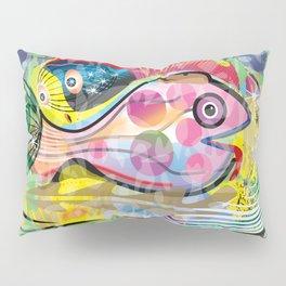 Mariscos Pillow Sham