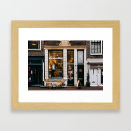 Centrum - Amsterdam, The Netherlands - #2 Framed Art Print