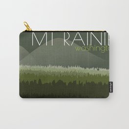 Gorgeous Mount Rainier Carry-All Pouch