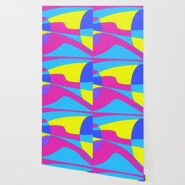 Colors in Sound Neon Wallpaper