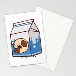Puglie Milk Carton Stationery Cards