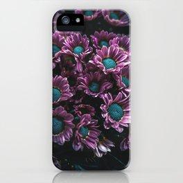 Shadows & Colors: Purple iPhone Case