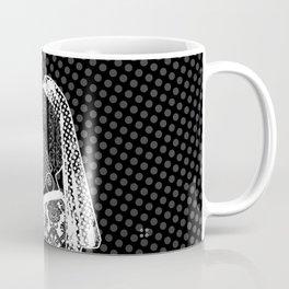 Vermeer, der Perlenohrring und das Muster Coffee Mug