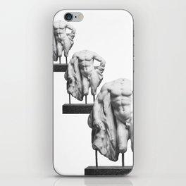 W. Lysippos  iPhone Skin