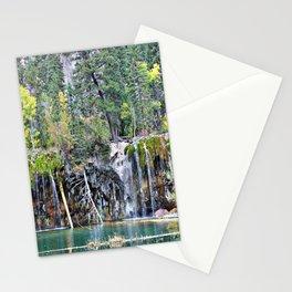 Hanging Lake, Colorado Stationery Cards