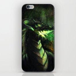 """Black Dragon """"Venom"""" iPhone Skin"""