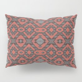 Tribal Rhythmic Play Pillow Sham