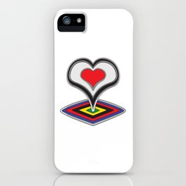 De Rosa iPhone Case