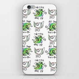 All Dogs Go To Heaven iPhone Skin