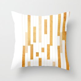 ornament no1 Throw Pillow