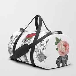 The Dreams of Flowers | The Tables Have Turned Duffle Bag