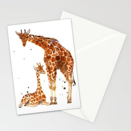 Watch Over Me Stationery Cards
