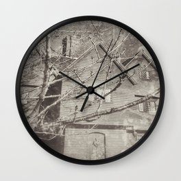 Witch House/Corwin House Salem MA #1 Wall Clock