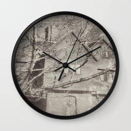 Witch House/Corwin House Salem MA #1 Wall Clock