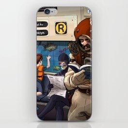 Aquarium on the 'R' iPhone Skin