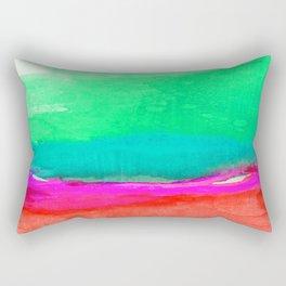 Illusions Of Bliss 1J by Kathy Morton Stanion Rectangular Pillow