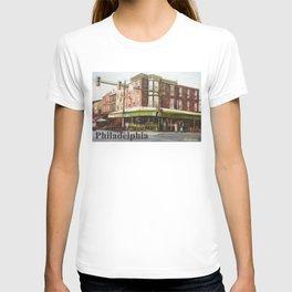 Italian Market Philadelphia T-shirt