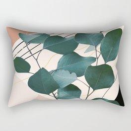 Eucalyptus Glam #1 #tropical #wall #decor #art #society6 Rectangular Pillow