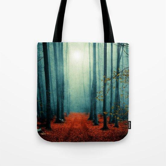 Landscape (colour option) Tote Bag