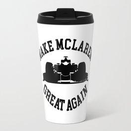 Make Mclaren Travel Mug