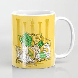 Et Tu, Crouton? Coffee Mug