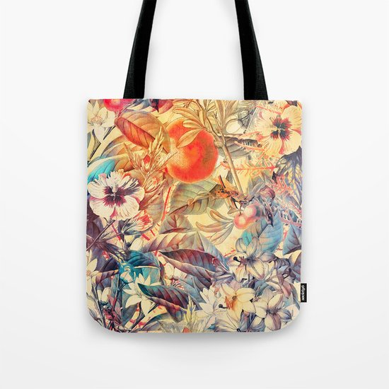 flowers 8 Tote Bag