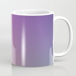 GUILTY  CONSCIENCE - Minimal Plain Soft Mood Color Blend Prints Coffee Mug