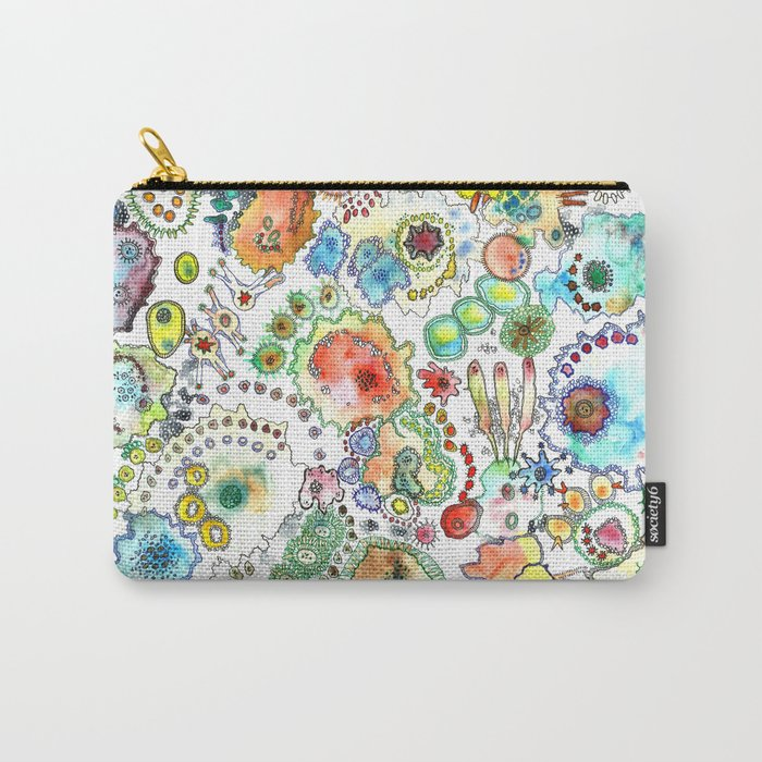 All the Small Things Carry-All Pouch
