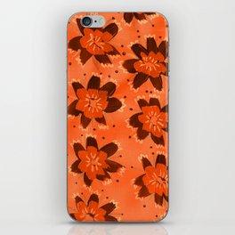 November Hill Rose iPhone Skin