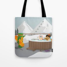 The Nick Yorkers in Faburary Tote Bag