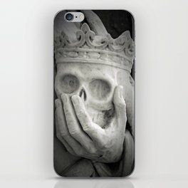 Death at Hand iPhone Skin