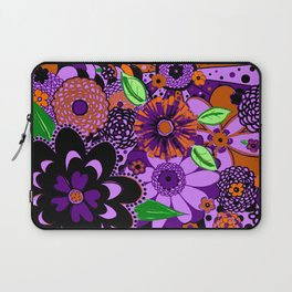Flowers To Go Laptop Sleeve