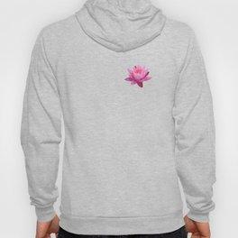 Pink Lotus Flower  Hoody