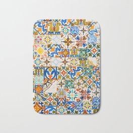 Moroccan Mosaic II Bath Mat