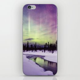 The Northern Lights iPhone Skin