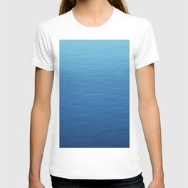 Where did all the waves go? T-shirt