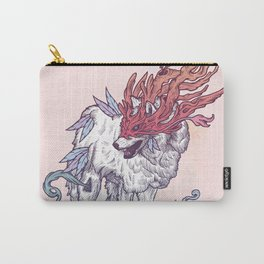 Spirit Animal - Wolf Carry-All Pouch
