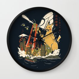 Out of control Wall Clock