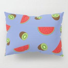 Kiwi Watermelon Pillow Sham