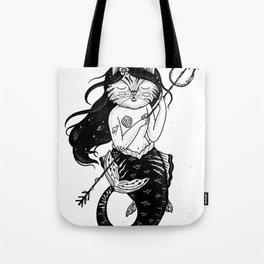MerMeow Tote Bag