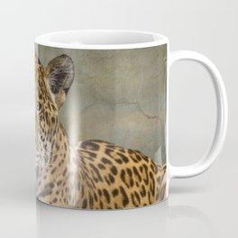 Leopard Staredown Coffee Mug