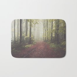 #autumn - Landscape and Nature Photography Bath Mat